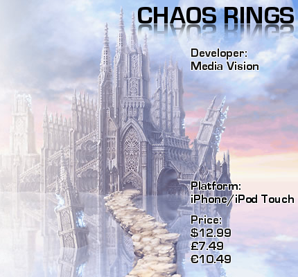 Chaos Rings HEader